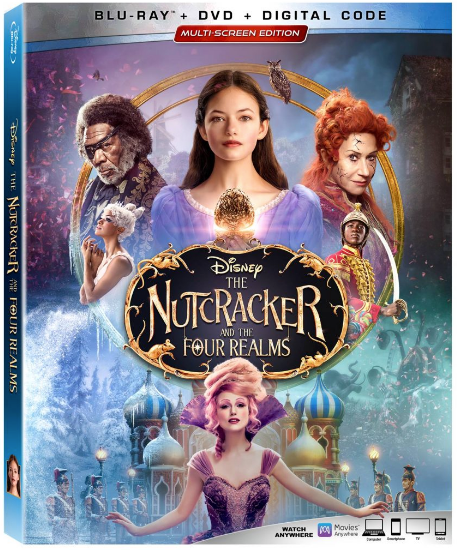 Disney's Nutcracker Movie