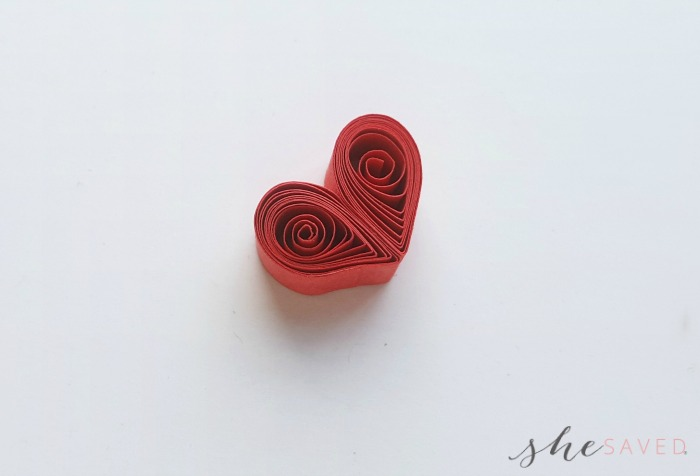 Quilled Hearts