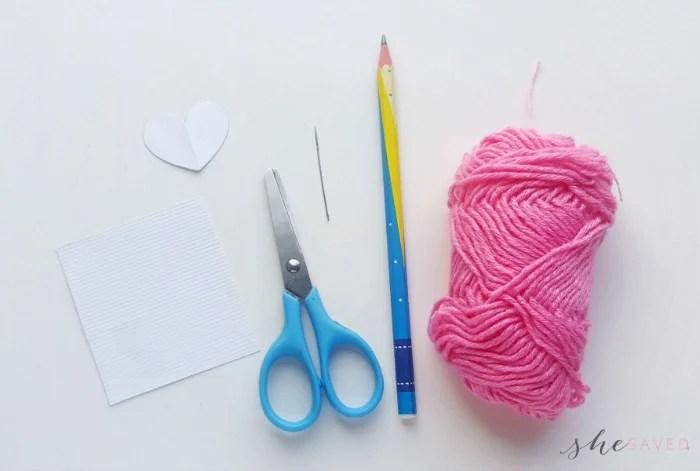 Heart Yarn Supplies