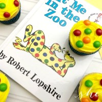 Easy Dr. Seuss Treats: Put Me In The Zoo Cupcakes