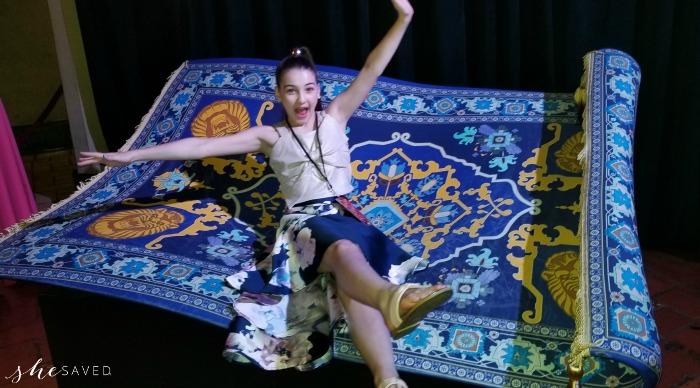 Aladdin Magic Carpet Ride