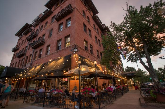 Hotel Boulderado Corner Bar