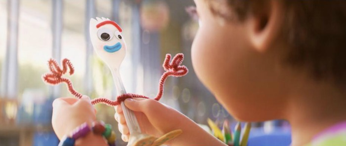 Scary toys in toy story 4