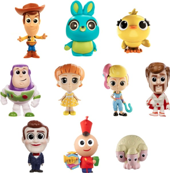 New Toy Story Figurines