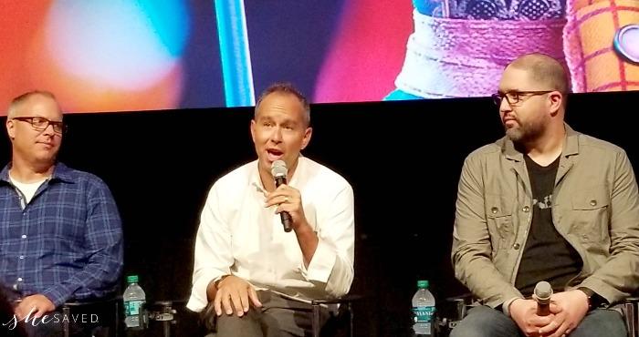 Producer Jonas Rivera Interview