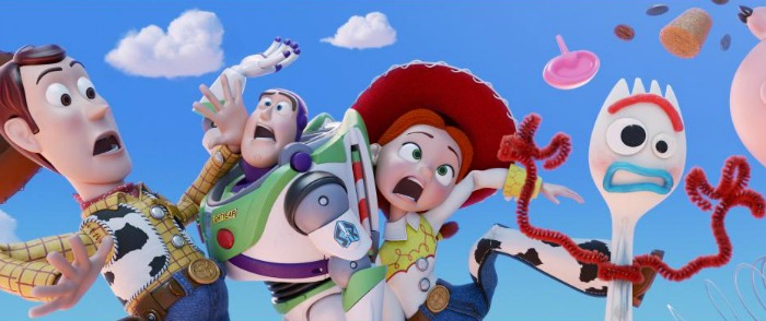 Toy Story 4 Main Characters