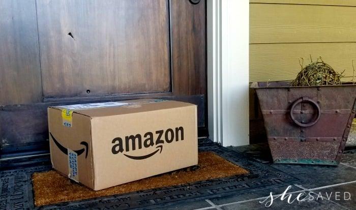 Amazon Happy Box