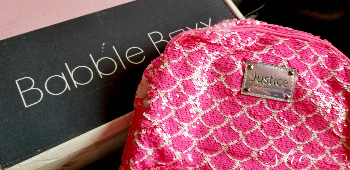 Babble Boxx Justice Backpack