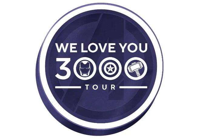Love you 3000 Tour