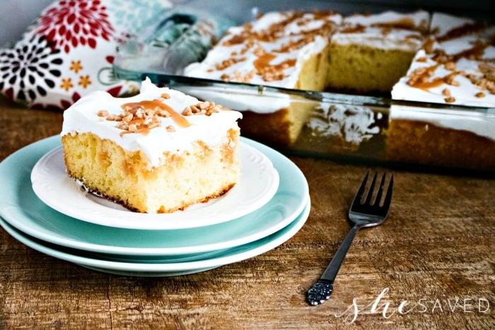 Poke Cake Toppings