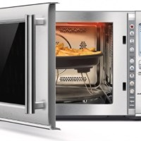 The Breville Combi 3-in-1 Microwave Available at Best Buy