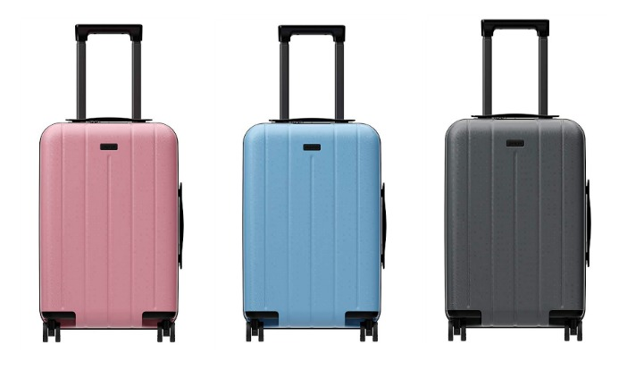 Chester Suitcase Colors