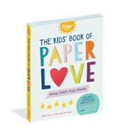 GREAT Gift Idea: The Kids Book of Paper Love + Giveaway