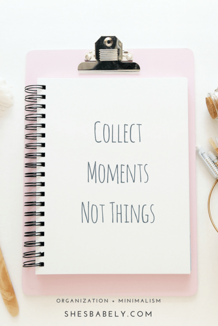 Are you ready to declutter and get organized? here is some inspiration to clean, declutter and live with better with less. Minimalism Inspirational Quotes. Read more, plus get free printables on the ShesBabely blog | www.shesbabely.com