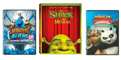 DreamWorks DVD Giveaway