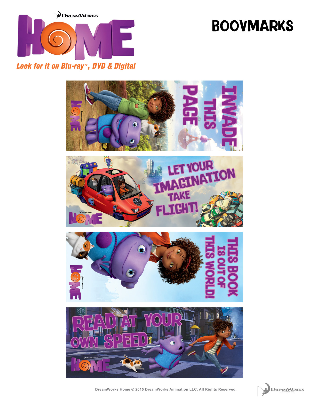 Dreamworks Home Now Available On Blu Ray Dvd And Digital