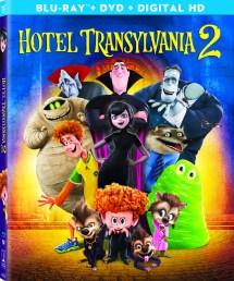 Movie Hotel Transylvania 2 - Scribes