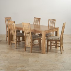 Oak Dining Set 6 Chairs Chair Cover Hire Forest Of Dean Looking For Furniture Check Out Land She