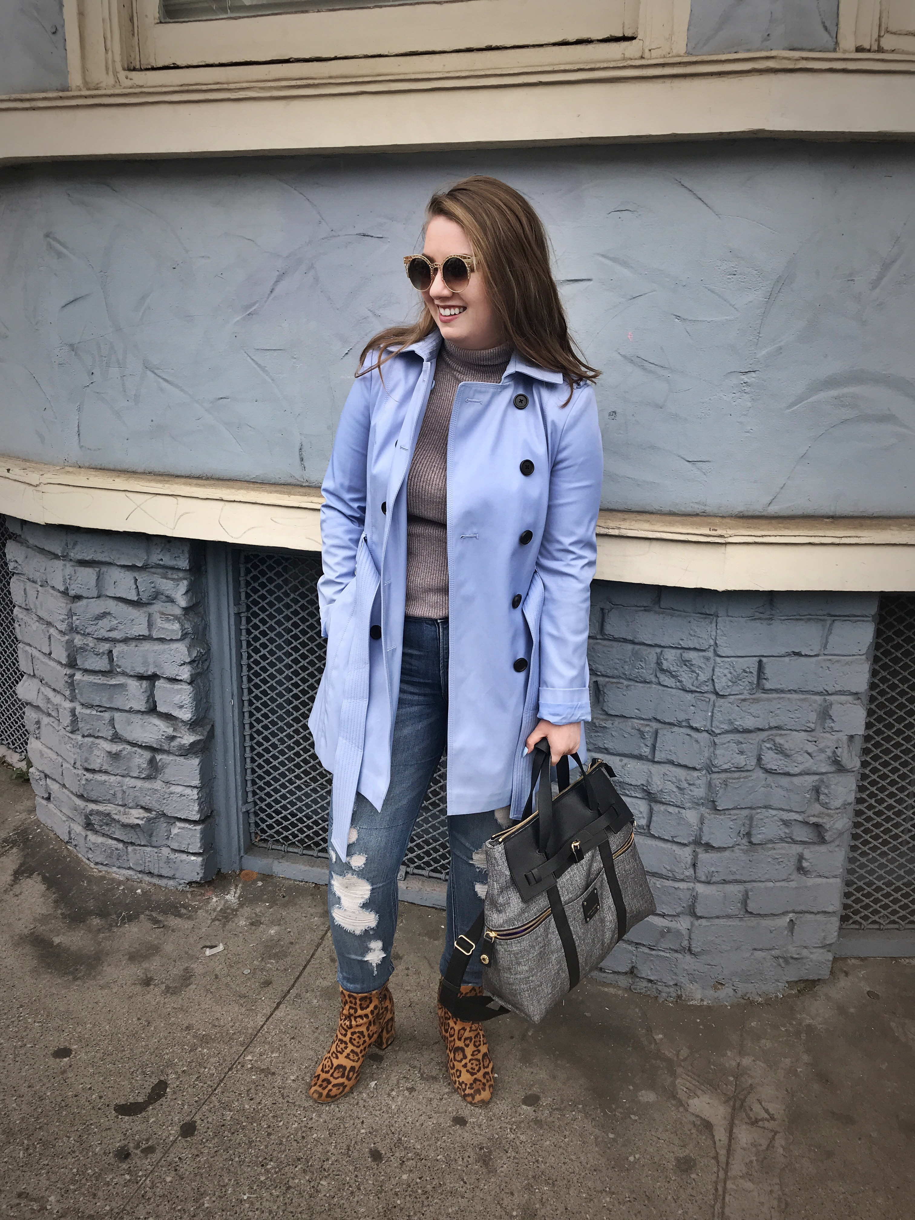 6f27a31ff My San Francisco Brunch Outfit • She smiles
