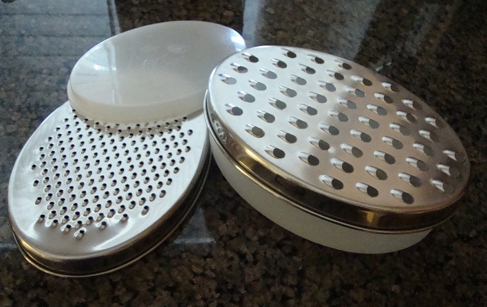 Ikea Chosigt Cheese Grater with Container  SheSpeaks