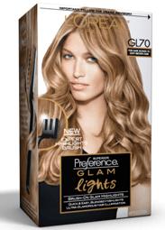 L Oreal Paris Superior Preference GL70 Dark Blond To Light