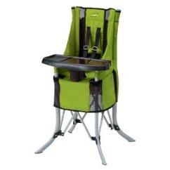 Green High Chair Yellow Modern Evenflo Babygo Shespeaks