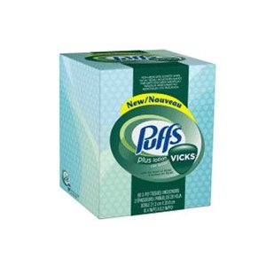 Puffs Plus Tissues With Vicks SheSpeaks