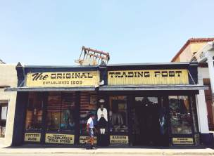 The Original Trading Post, Santa Fe, New Mexico