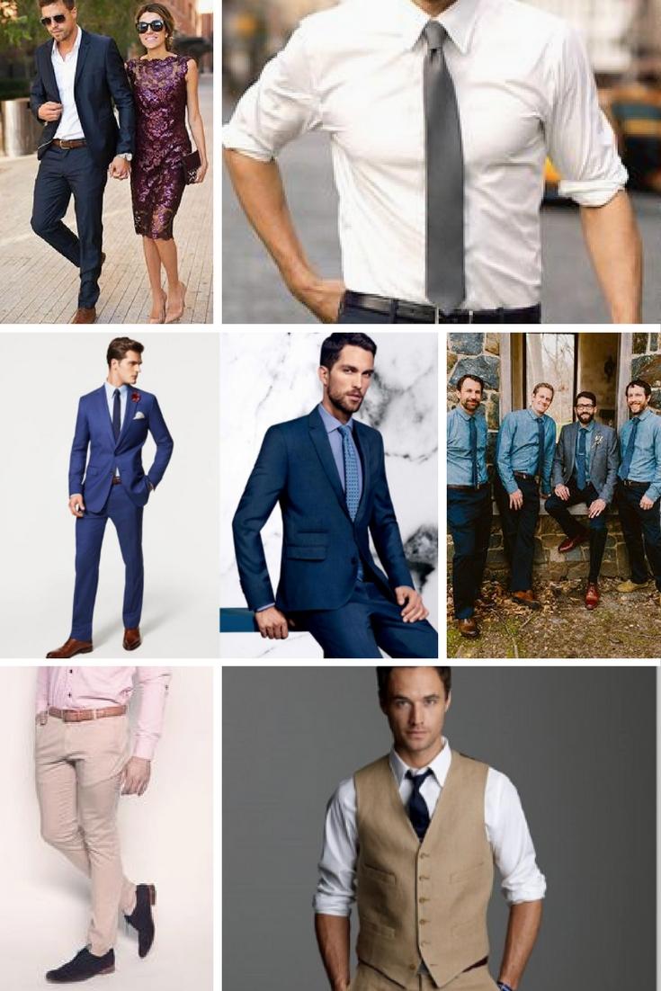 Men's Formal Dress for Wedding