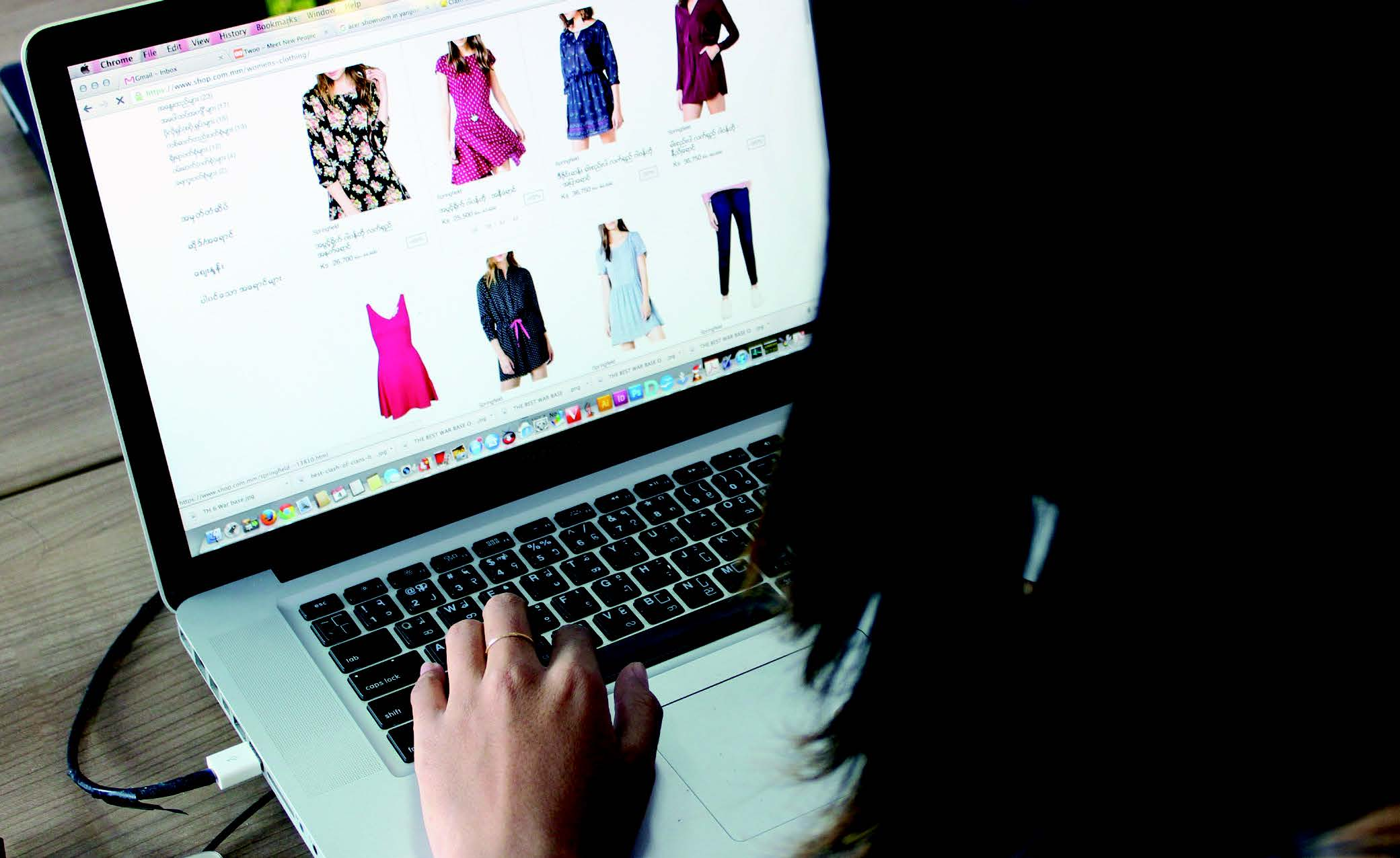 Black Friday and online shopping making our wallets light