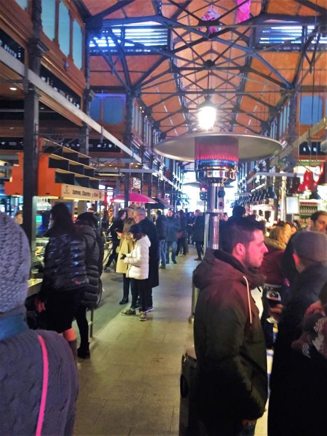 < Mercado San Miguel >