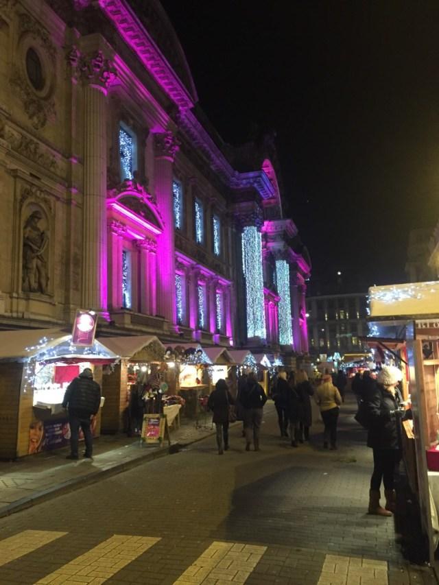 <Brussels Christmas Market>