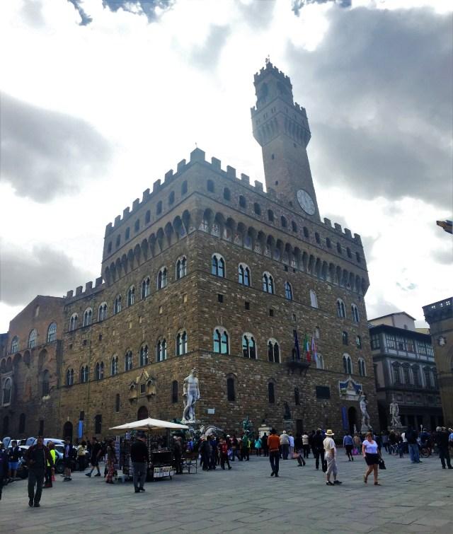 <Florence Medici Palace>
