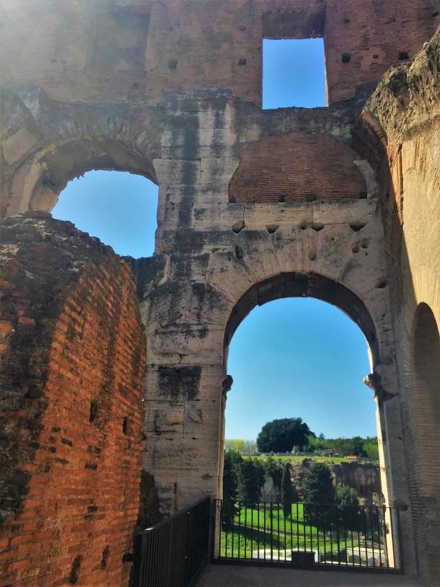 < Rome Colosseum >