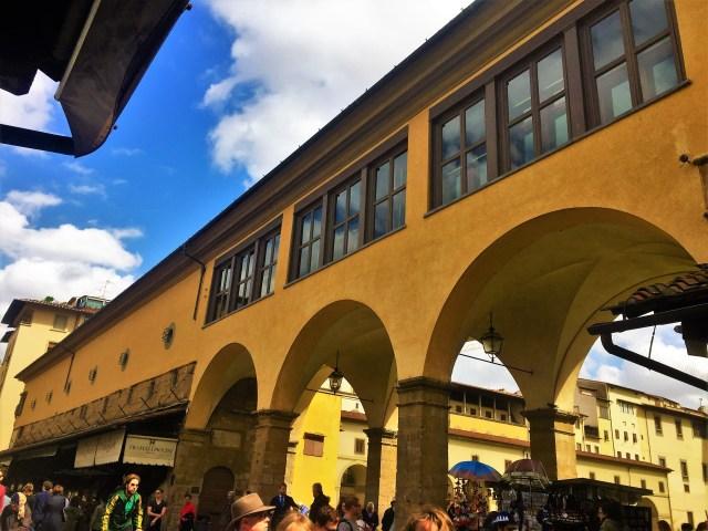 <Florence Vasari Corridor>