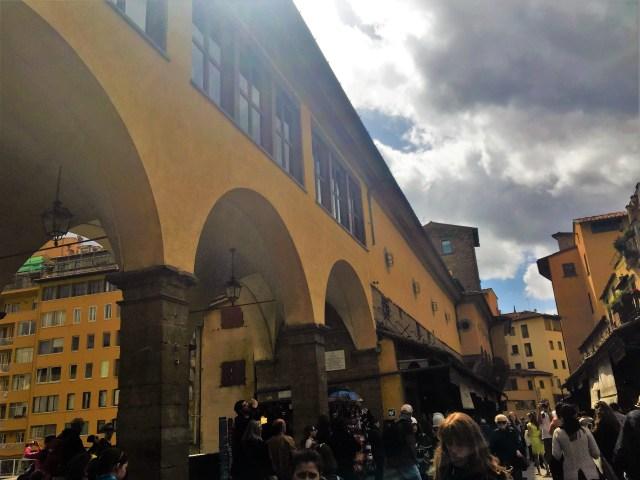 <Florence Ponte Vecchio>