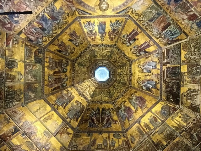 <Florence Baptistery>