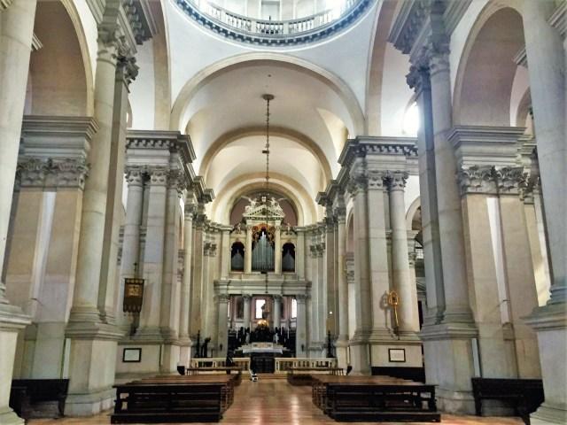 < Church of San Giorgio >