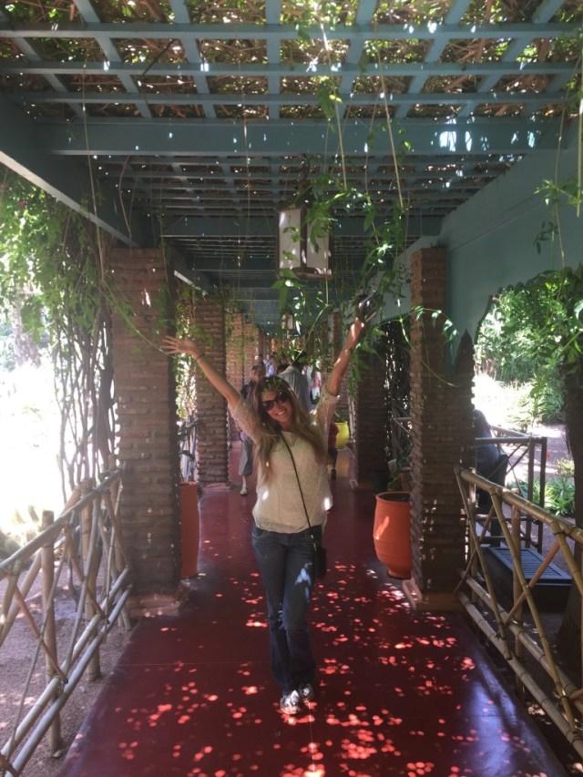 <Marrakech Gardens>