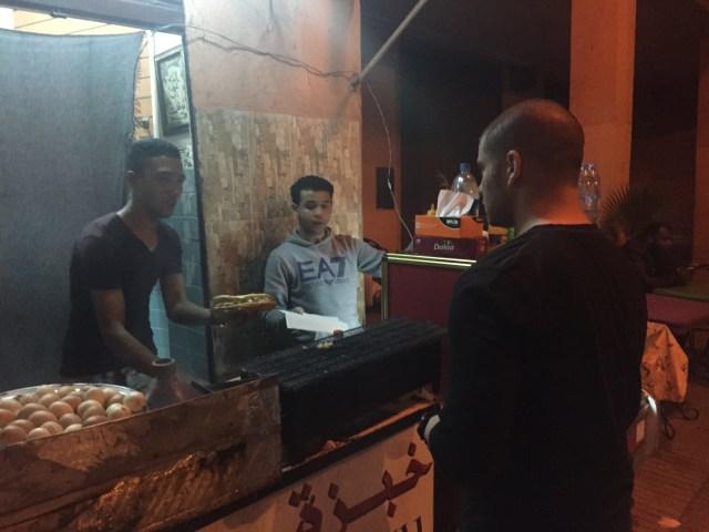 <Marrakech Street Food>