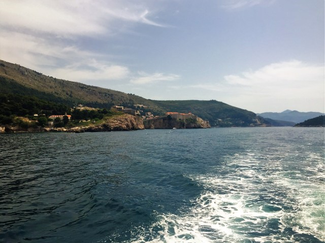 Boat trip from Dubrovnik to the Elaphiti Islands