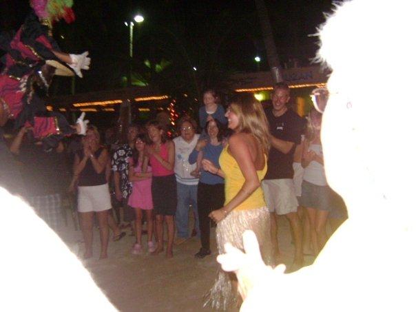 <Virgin Islands, Hula Dancing>