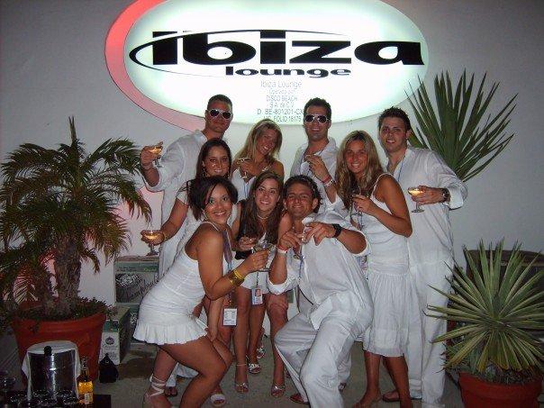 < Ibiza White Party >