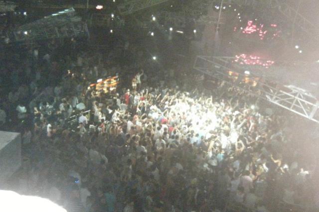 < The City Nightclub >