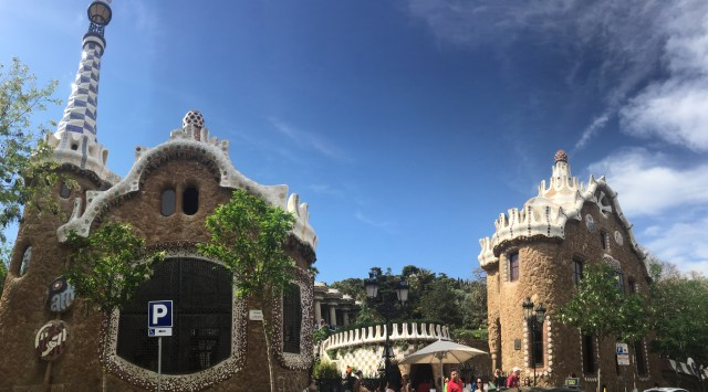 < Things in Spain that aren't common in the U.S.: Barcelona's Parc Guell >