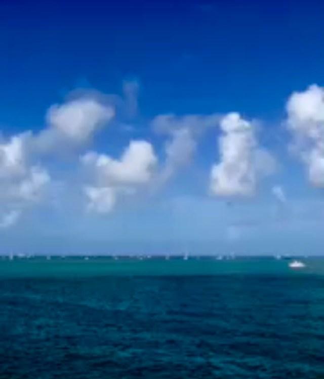 < Key West Ocean >