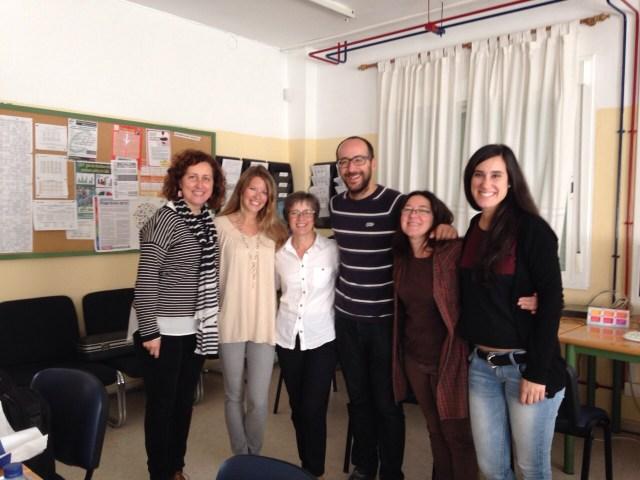 < Co-teachers >