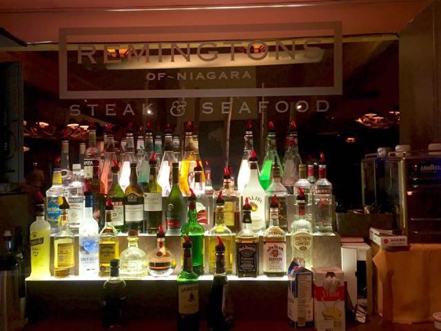 < Remington's Restaurant >
