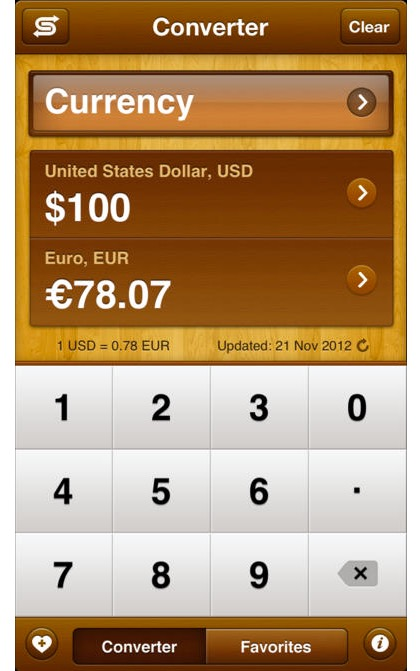 < currency converter >