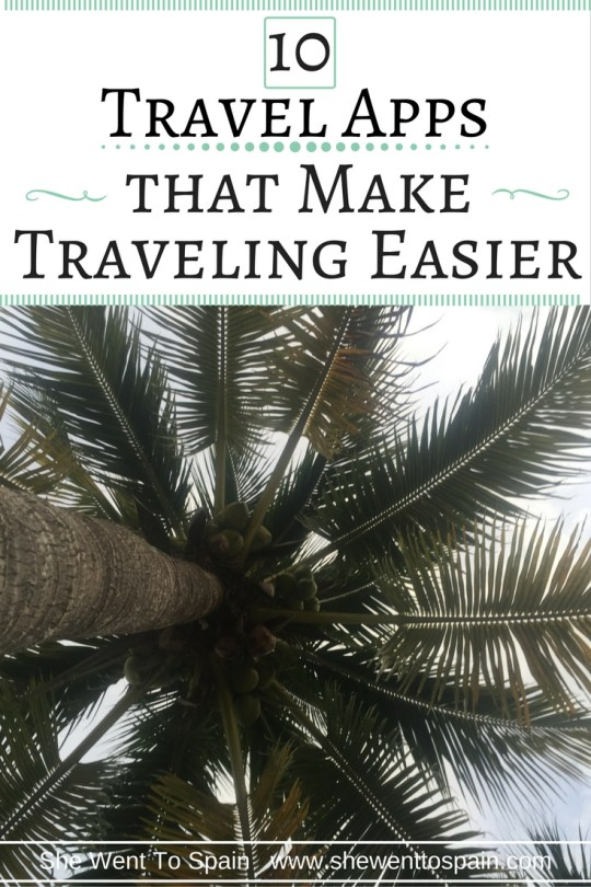 10 Travel Apps that Make Traveling Easier